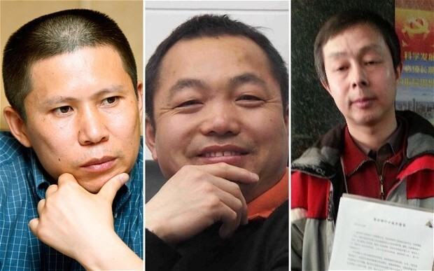 Chinese activists face jail as crackdown continues
