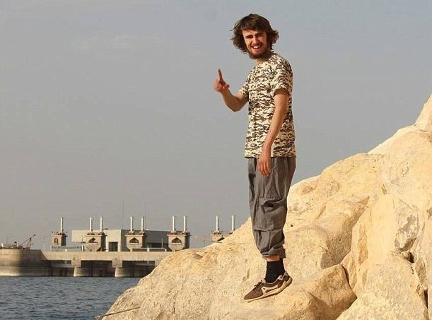Jihadi Jack, the Briton accused of fighting for Isil: 'I miss my mum, pasties and Doctor Who - I want to go home'
