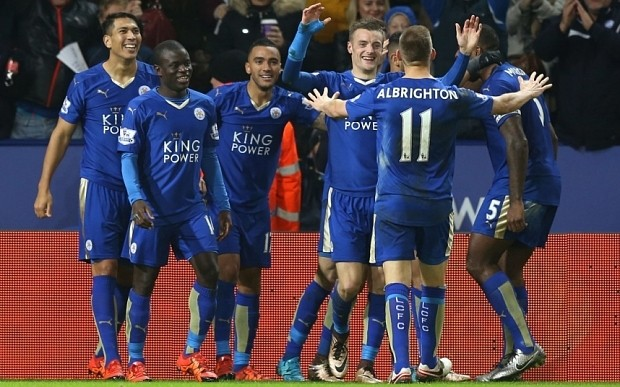 Leicester City players are just five points off winning multimillion pound windfall
