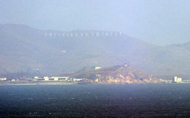 North Korean pair swim across sea border to defect to South Korea