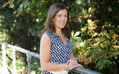 Victoria Hislop: 'Ian was in a different league to me at Oxford - he charged me 50p to borrow his essays'