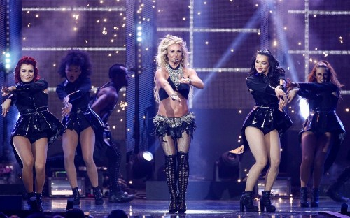 Britney Spears, Preston Park, Brighton, review: Seeing Spears live remains more bewildering than enchanting