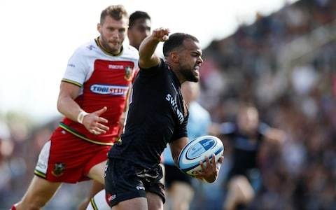 Exeter are not boring, their Premiership final against Saracens will be a cracking match
