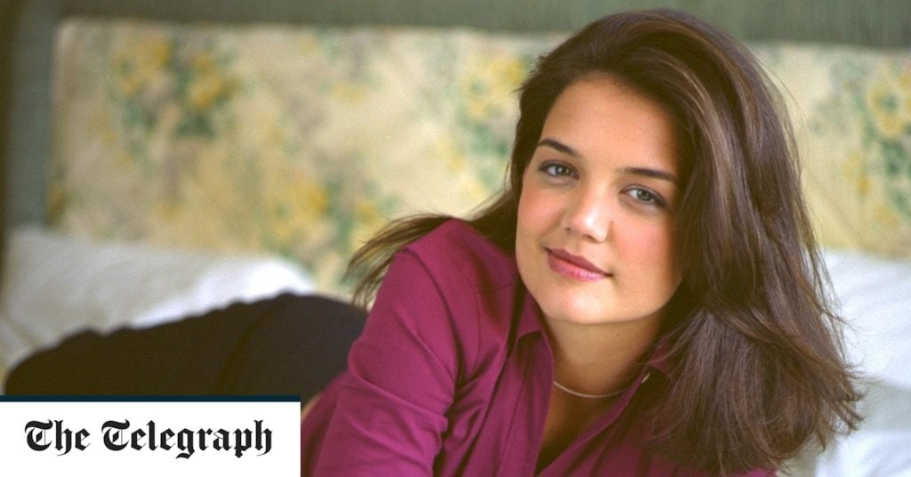 The unknowable Katie Holmes: how a once-promising actress became a blank slate
