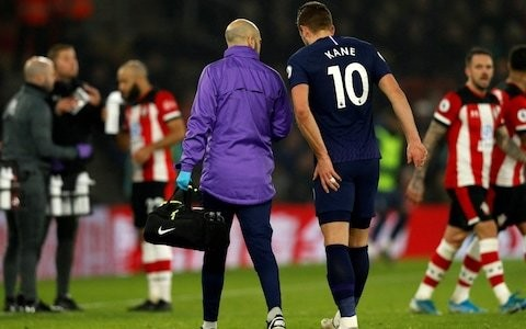 Specialist expects Harry Kane to be fit for Tottenham selection by mid April