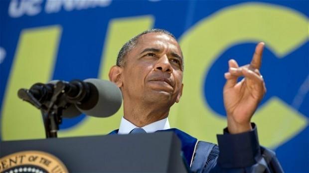 Barack Obama: climate change deniers are ignoring science