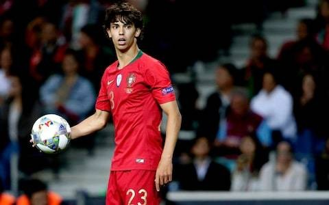 Atletico Madrid poised to sign Joao Felix for extraordinary £107.3m from Benfica