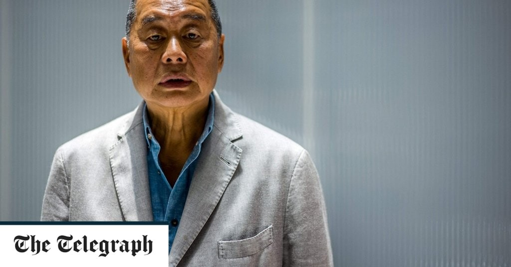 Jimmy Lai: the rags to riches mogul who was always destined for prison