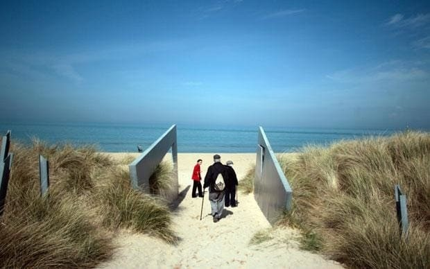 Normandy: D-Day beaches and beyond