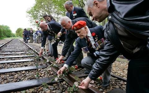Dutch railway to pay 'tens of millions' of euros to compensate Holocaust victims