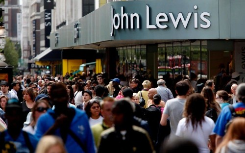 John Lewis to offer personal shopping and champagne in store 'to get online shoppers off the sofa'