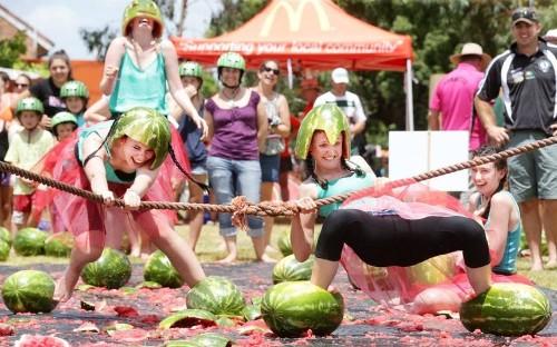 The world's most amazing food festivals - Telegraph