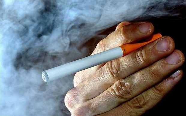 NHS could start prescribing e-cigarettes as study finds them 60% more effective than gum or patches