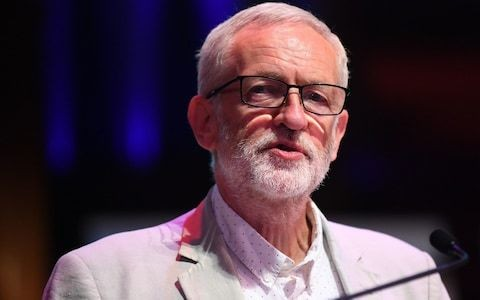 Labour Lords chairman claims Jeremy Corbyn is 'not cut out to be a party leader'