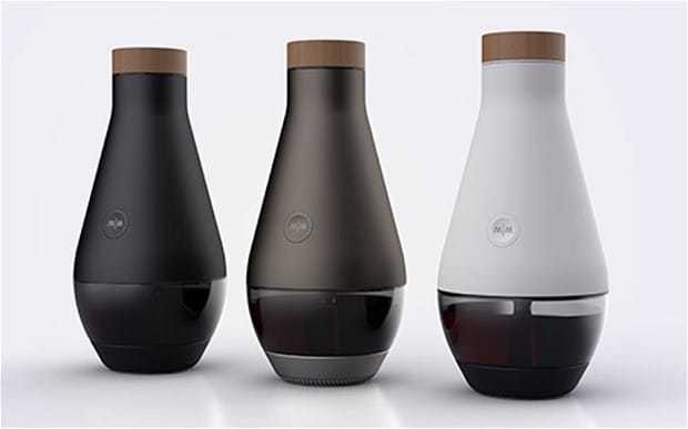 The gadget that turns water into wine