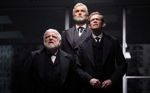 The Lehman Trilogy, Piccadilly Theatre, review: a bankably brilliant theatrical experience