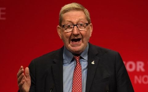 Unite chief Len McCluskey denies claims he will quit 'early next year', amid ongoing power struggle in Labour