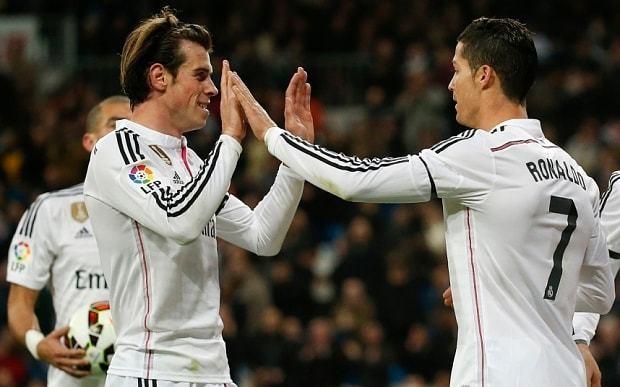Gareth Bale needs Cristiano Ronaldo to leave Real Madrid