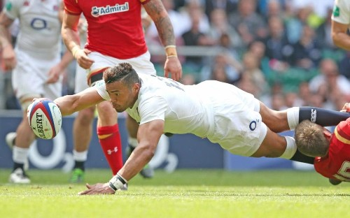 England squad: Luther Burrell axed by Eddie Jones as Danny Cipriani and Chris Ashton are overlooked but Nathan Hughes gets the nod