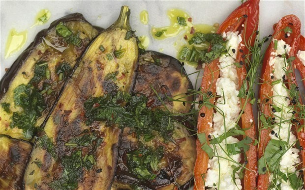 Mint, coriander and turmeric barbeque marinade recipe