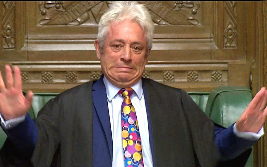 Senior MPs offer to submit evidence of 'bullying' in bid to block John Bercow's peerage