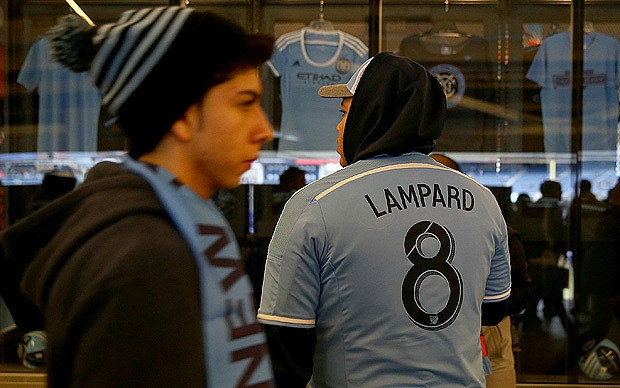 MLS: Frank Lampard issues fresh charm offensive to New York City FC