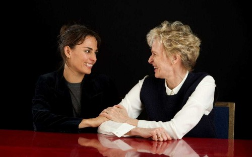"""Siri Hustvedt and Sophie Auster, interview: 'Sophie said, 'I don't want to be like you!""""'"""