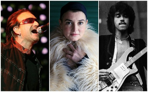 St Patrick's Day: the 12 best Irish songs of all time