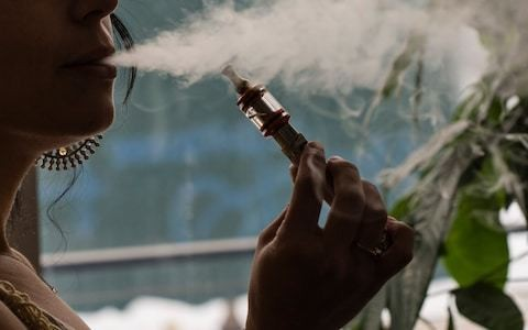 Asthma-causing bugs found in e-cigarettes for the first time