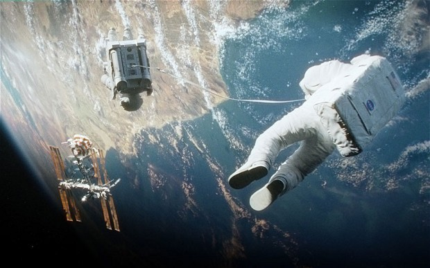 Exploding satellite debris poses 'Gravity' style space threat