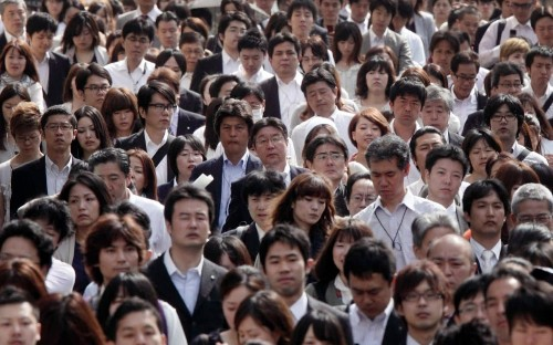 Japans to offer residents in overcrowded Tokyo £20,000 to move out