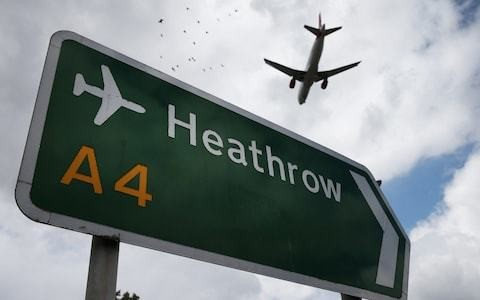 Heathrow's expansion will demonstrate that Britain is open for business