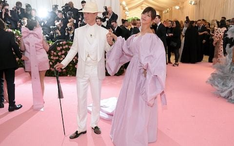 How the Met Gala paved the way for peacocking grooms this wedding season