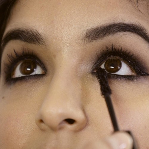 Date night eye make-up in five quick steps