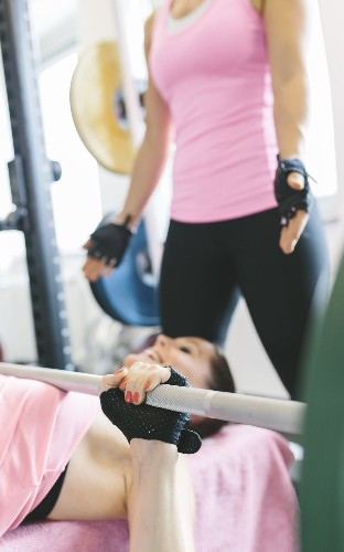 5 top training tips for a toned, healthy body