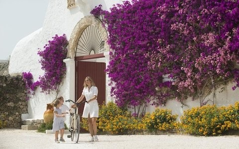 The best family-friendly hotels in Puglia, including pizza-making classes and festivals