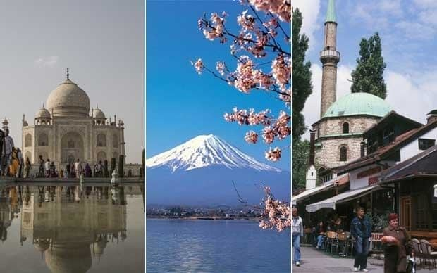 Ten countries that deserve more tourists