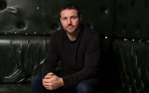 How rugby star Ben Cohen found his place – tackling the mental health crisis