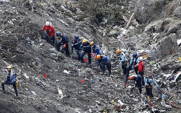 Germanwings crash: Lubitz told Lufthansa of depression