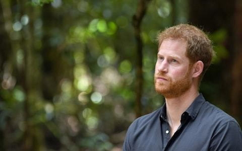Harry the 'Unhappy Prince' - can he ever find contentment again?