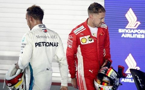 Lewis Hamilton's stunning Singapore GP pole and victory prove again why he is in a class of his own