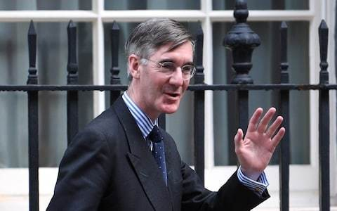 Jacob Rees-Mogg compares Remain-supporting doctor to MMR anti-vaxxer
