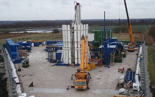 Fracking: Ineos invests £168m in shale gas exploration deal with IGas