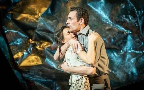 Captain Corelli's Mandolin, Rose Theatre, Kingston, review: Louis de Bernières adaptation that's liable to bring a lump to the throat