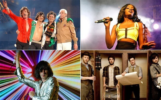 Glastonbury 2013: TV and Radio listings
