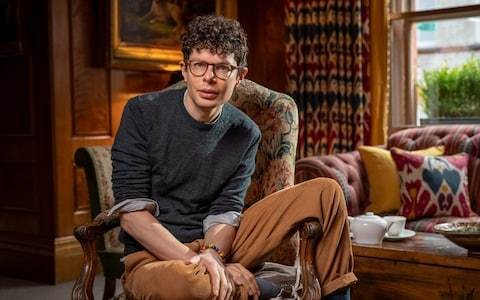Simon Amstell: 'I'd be quite susceptible to ending up in a dangerous sex cult'