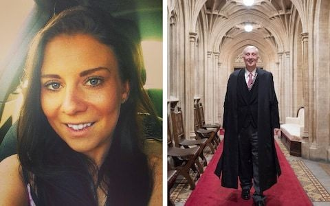 Speaker Sir Lindsay Hoyle paid emotional tribute to his daughter – her mother Miriam Lewis tells her tragic story