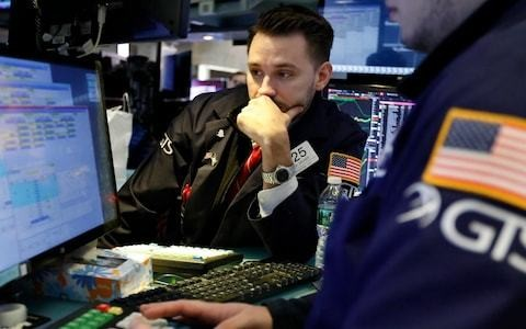 Fear and greed will make for a toxic New Year on stock markets