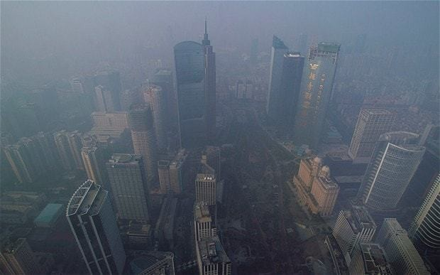 Toxic smog threatens millions of Chinese lives