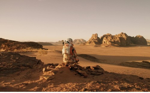 The Martian: how a self-published e-book became a Hollywood blockbuster